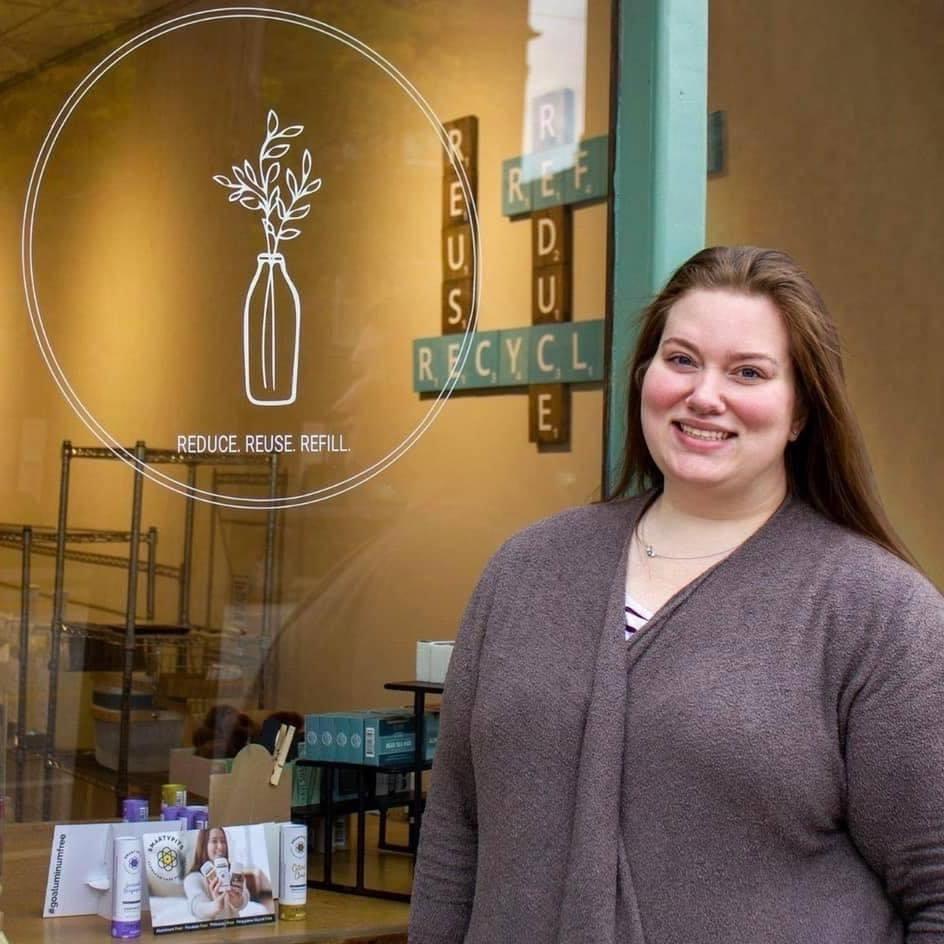 Rachel Regula - Owner, Better World Refill Shop
