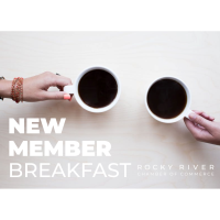 New Member VIRTUAL Breakfast- February 2021