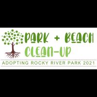 Beach + Park Clean-Up - 6.4.2021