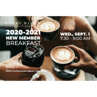 New Member Breakfast 2021