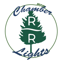 Chamber Lights at the All Aglow Tree Lighting 2021
