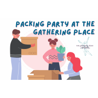 Packing Party at The Gathering Place