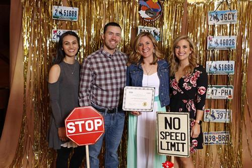 Winning Small Business of the Year in 2019