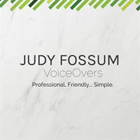 Judy Fossum VoiceOvers LLC