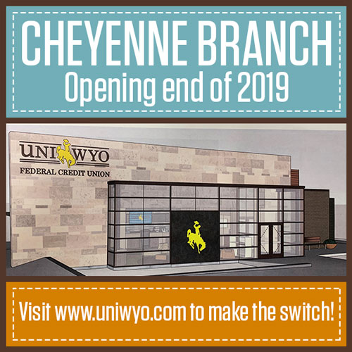 UniWyo is opening a branch in Cheyenne at the end of 2019!