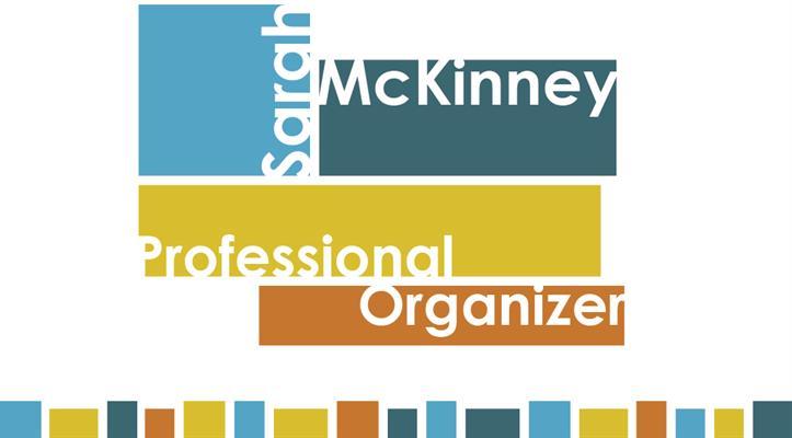 Sarah mckinney professional organizer organizations colourmoves