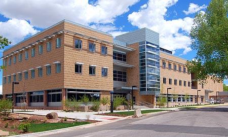 University of Wyoming IT Facility