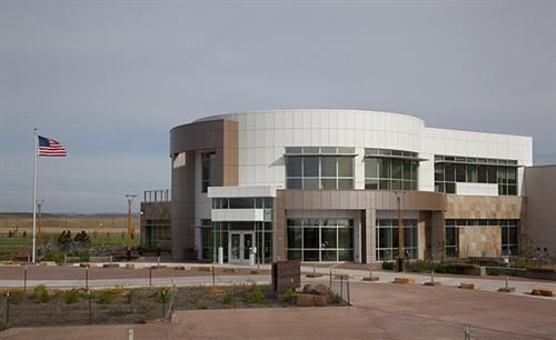 NCAR Supercomputing Center