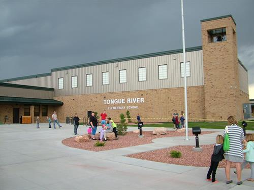 Tongue River Elementary School Ranchester