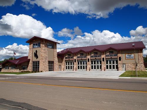 Laramie Fire Station #3