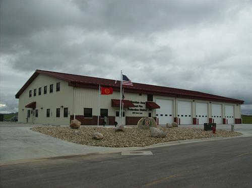 Sheridan Volunteer Fire Station
