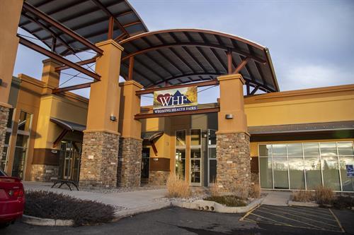 WHF Cheyenne Storefront
