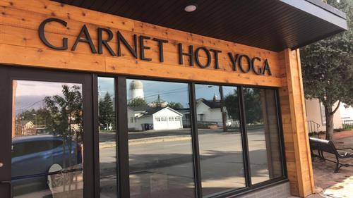 Garnet Hot Yoga will open for classes starting next Tuesday, July 17th! See the schedule and book classes on Mindbody through this link get.mndbdy.ly/CND22M4UWM or come by the studio to do so!