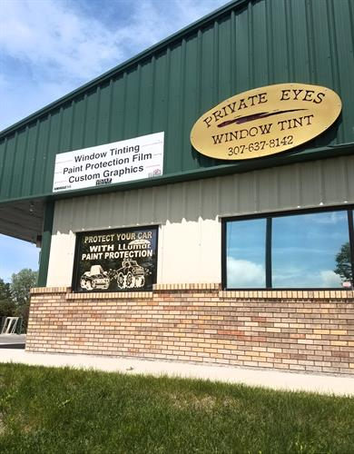 Private Eyes Window Tint 2200 Missile Dr Suite B Cheyenne, WY
