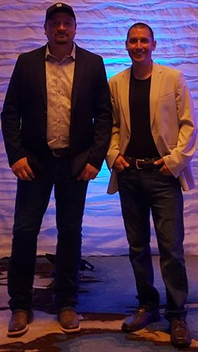 Ernest and Loren Florida Conference February 2019