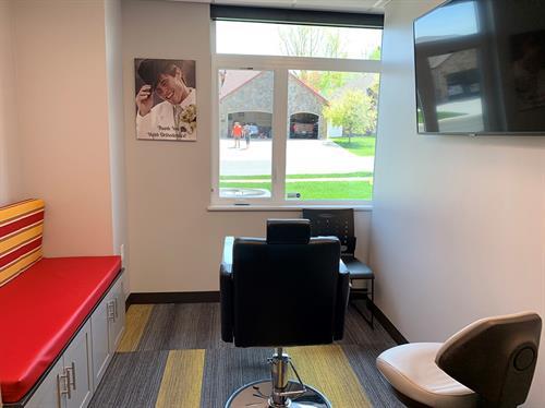 New Patient Room at Webb Orthodontics