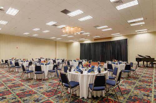 Lots of space for your meetings!