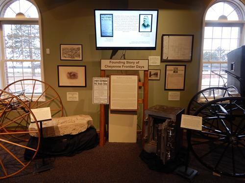 Rotunda Exhibit