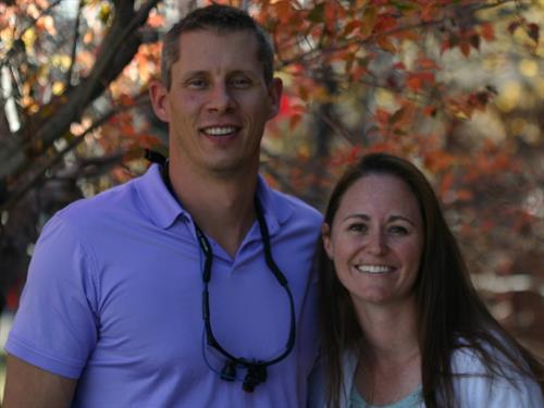 Dr. Brad Kincheloe & Dr. Erica Tonso