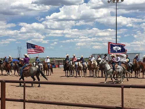 Laramie County Fair Ranch Rodeo