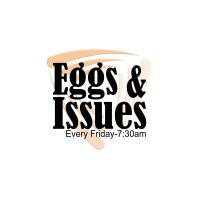 Eggs & Issues welcomes Murray City Police Chief Craig Burnett
