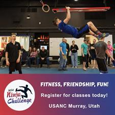 USA Ninja Challenge Murray