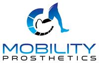 Mobility Prosthetics brand and logo