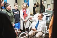 Orthotics and prosthetics technician