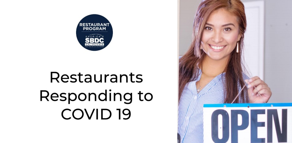 Image for Restaurants - Responding to COVID 19 Webinar Replay