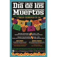 Celebrating our Diversity - Día de los Muertos (Fairfield)