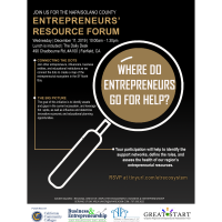 Where Do Entrepreneurs Go For Help? Entrepreneurs Resources Forum