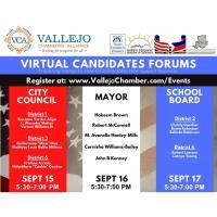 2020 Vallejo Candidates Forum - VCUSD BOARD