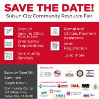 Suisun City Community Resource Fair