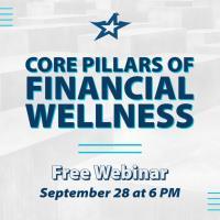Free Webinar: Core Pillars of Financial Wellness