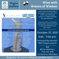 Women in business - Wine with women of wisdom