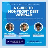 A Guide to Nonprofit Debt Webinar