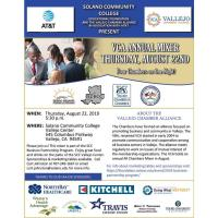 The annual Vallejo Chambers Alliance Mixer