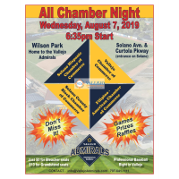 All Chamber Night at The Vallejo Admirals