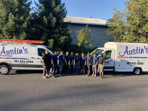Our Austin's Team