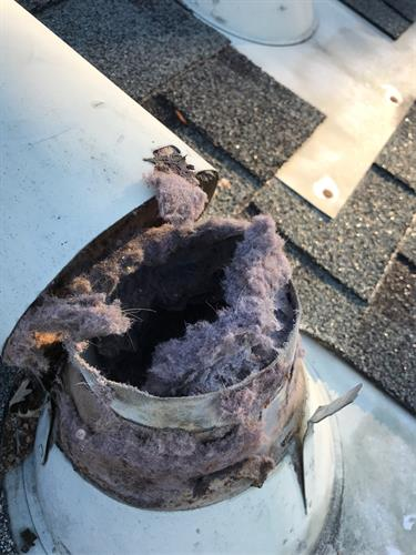 Prevent Fire Hazards!  Dryer vent cleaning and duct cleaning experts.