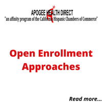 Open Enrollment Options from AHD & CHCC