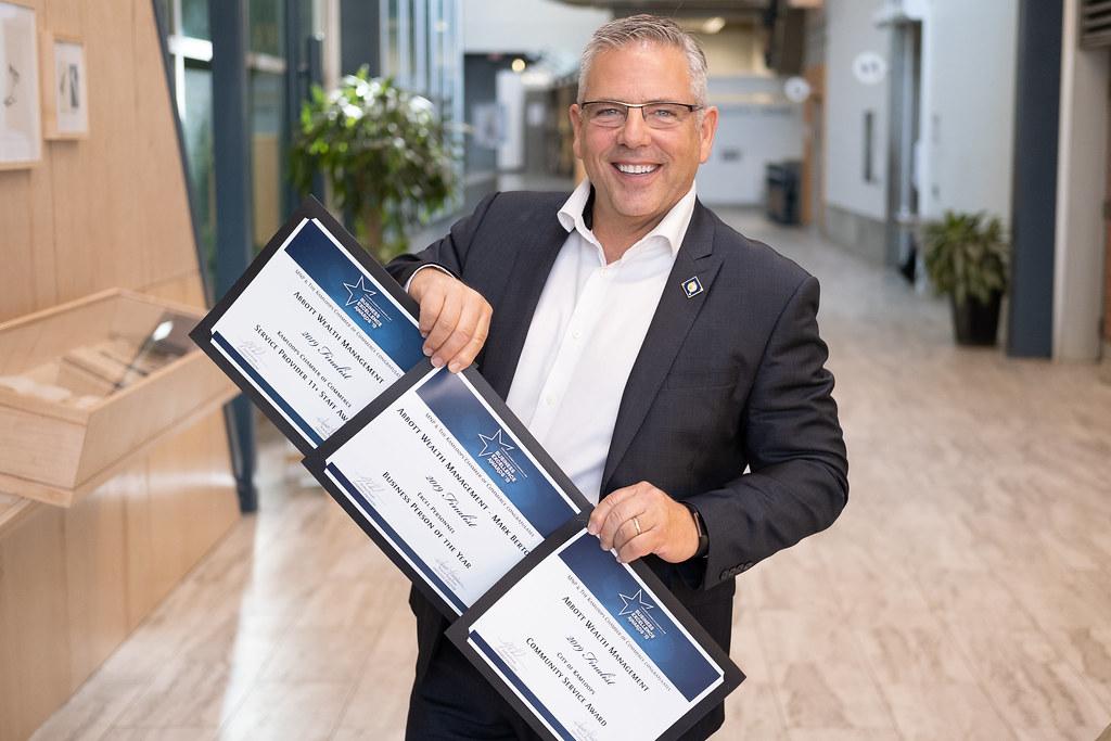 6 Questions with Mark Bertoli, Investment Advisor for Abbott Wealth Management