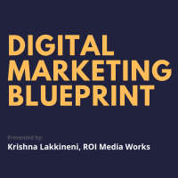 Digital Marketing Blueprint | Krishna Lakkineni