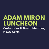 Luncheon | TRU School of Business and Economics and Kamloops Chamber of Commerce present Adam Miron