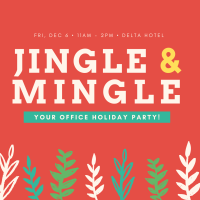 Jingle & Mingle | Multi-Company Holiday Party