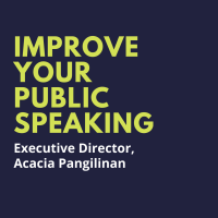 Lunch and Learn | Improve Your Public Speaking