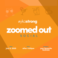 Zoomed Out Social with #YKAstrong