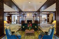 Sun Peaks Grand Hotel Lobby
