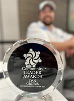 2021 KTW Community Environmental Leader Award