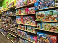 We're Platinum Playmobil dealers... means we carry a lot!